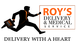 Roy's Delivery Service, Inc Logo